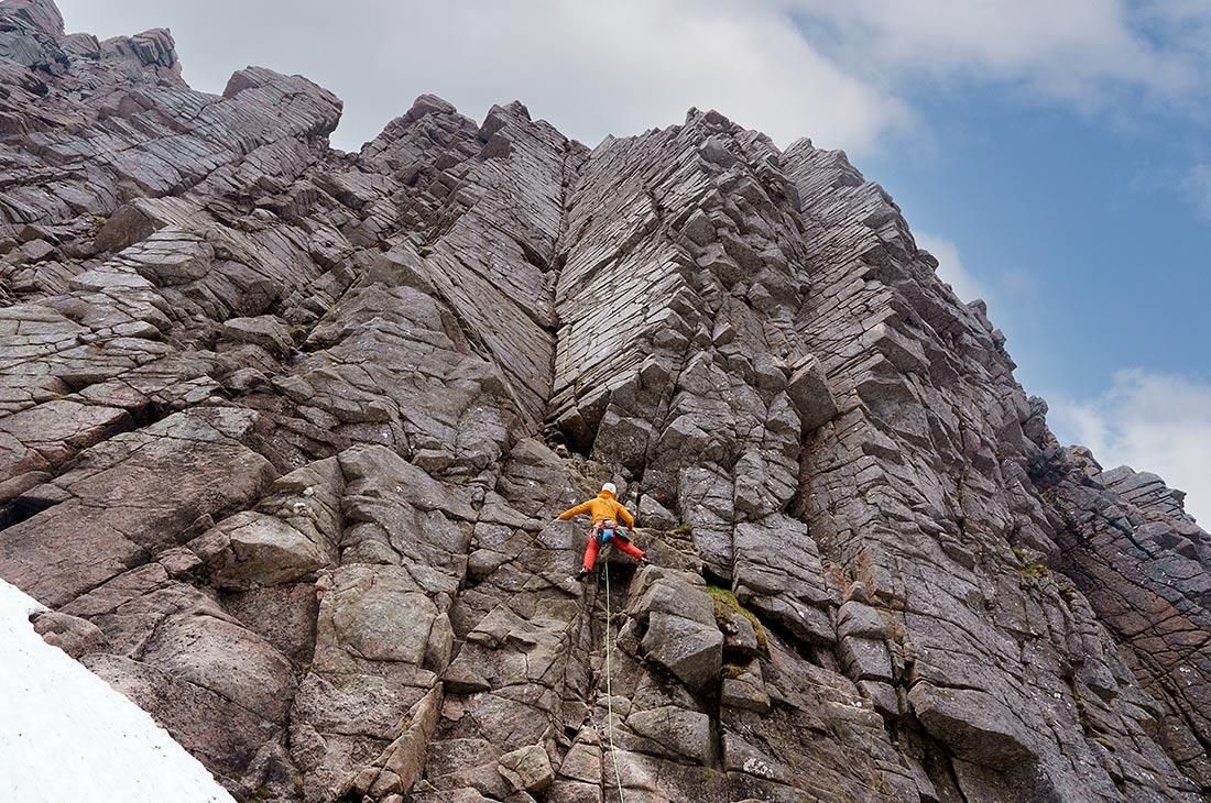 Savage Slit Northern Cairngorms