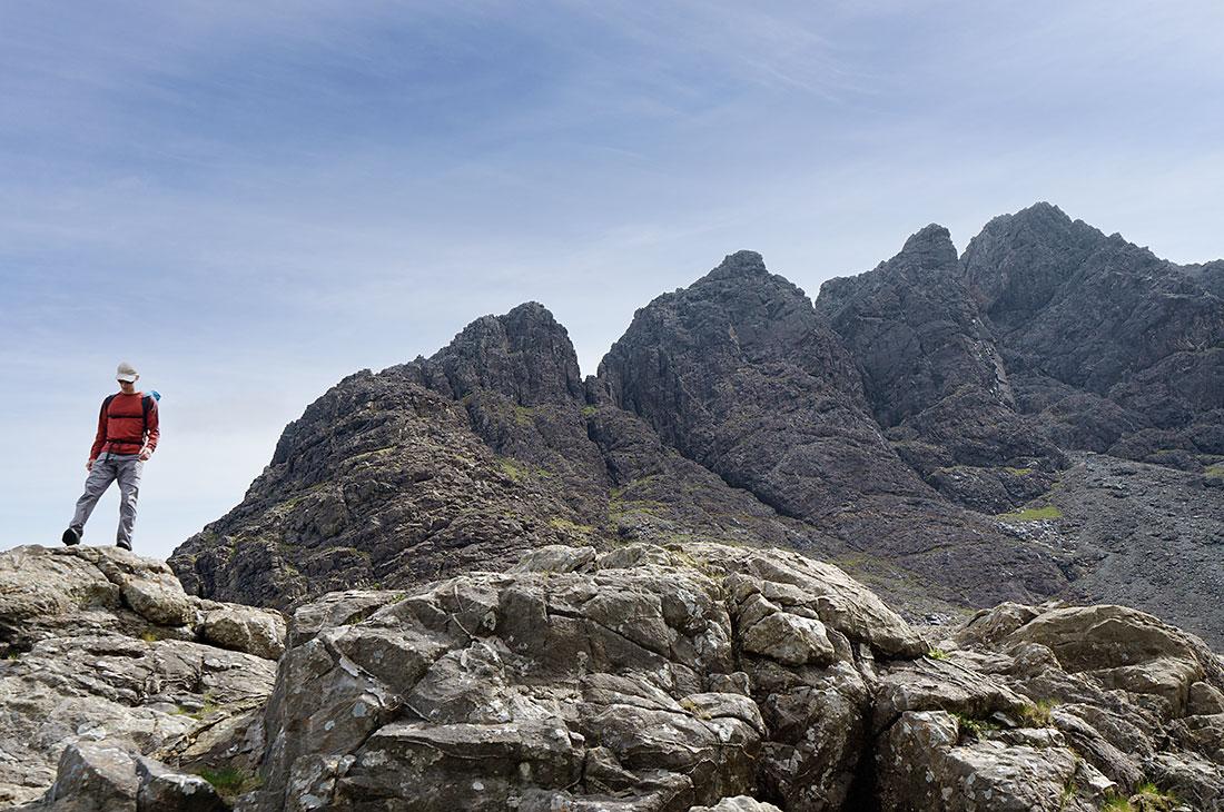 Pinnacle Ridge Sgurr nan Gillean